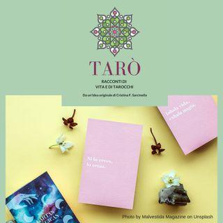 Tarò - Puntata 24: Il Proprio mazzo di Carte, il Pensiero Laterale e i Livelli di Percezione (Parte 1)