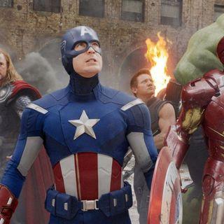 Marvel Recap Fase 1 - La Nascita Degli Avengers