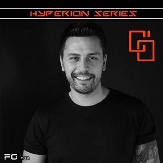 Cem Ozturk Radio FG 93.7 (HYPERION Episode 090) 06-02-2019