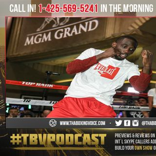 ☎️Crawford: 🙋🏿‍♂️I'm The Best Boxer in The World - Hands Down❗️😱Yes or No❓