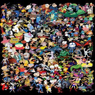 90s Cartoon Nostalgia Listorama