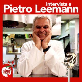🎙 Intervista allo Chef Stellato Pietro Leemann 🎙