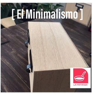 Episode 24 - LA FRITANGA: El Minimalismo
