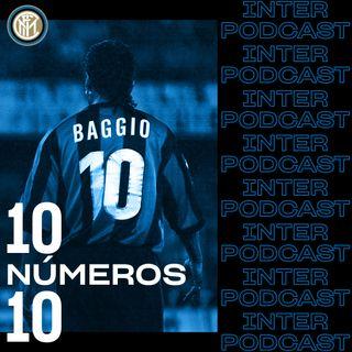 10 Números 10 - Roberto Baggio