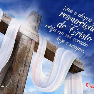 Pastor Rodrigo Santana, tema: Ressurreição de Cristo e o Espírito Santo, Domingo da Ressurreição 12 04 2020