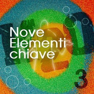 3. Nove elementi chiave