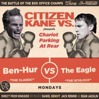 Ben-Hur vs The Eagle