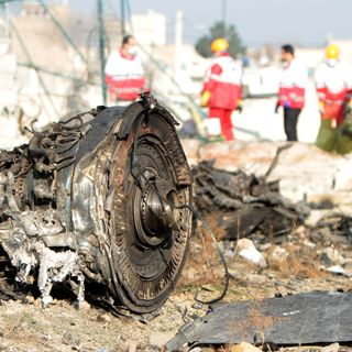 Did Iran shoot down Ukrainian plane? And how to cut off drugs gangs