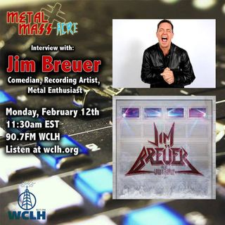 JIM BREUER WCLH Interview