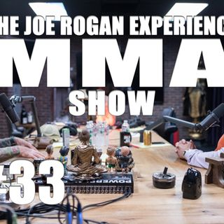 JRE MMA Show #33 with Brendan Schaub