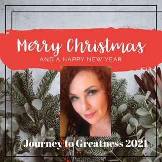 Merry Christmas from Lecia~ Journey to Greatness 2021