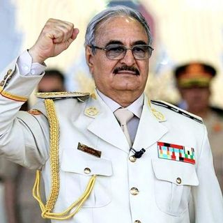 Libia: Chi vuole Haftar e perché