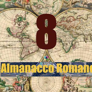 Almanacco romano - 8 gennaio