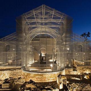 Nientedimeno - Tra l'arca perduta e il tempio maledetto - La basilica di Santa Maria di Siponto