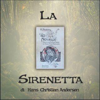 La sirenetta: l'audiolibro delle novelle di Andersen