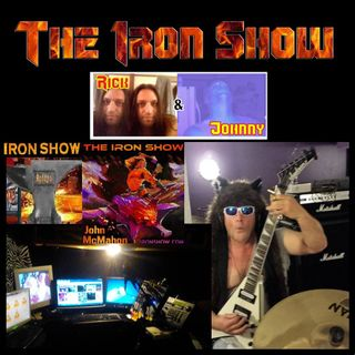 IRON SHOW LIVE - 11 YEARS IN YOUR EAR!  Counselor Mark, Leonard Olivares and others...