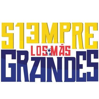 LOS MÁS GRANDES Temporada 4 programa 015. Mayo 1ro., 2019.