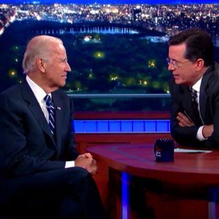 Karel Fri Sept 11 14 Years Later Plus Biden and Colbert