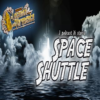 Podcast Storia - Space Shuttle