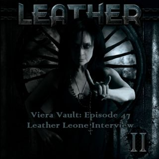 Episode 47:  Leather Leone Interview