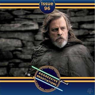 Issue 096: The Luke Skywalker Enigma