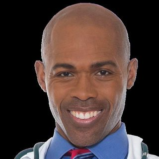 Dr. Ian Smith shares how to be an #AllyofDoctors on #ConversationsLIVE ~ @MUCINEX @DRIANSMITH @UNCF #healthgrades