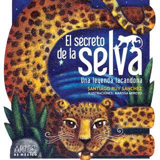Libro: El Secreto de la Selva. Biología. Tras las Huellas de la Naturaleza.