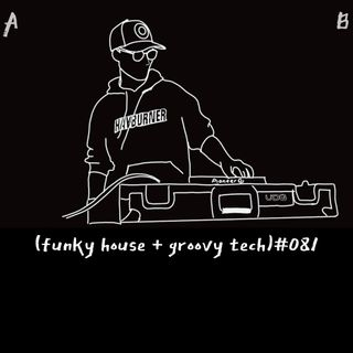 (funky house + groovy tech) #081