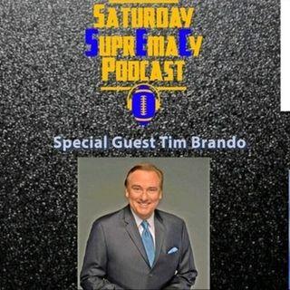 College Football Kickoff W/ Tim Brando