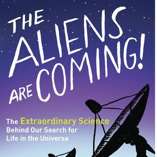 Ben Miller Says The Aliens are Coming!