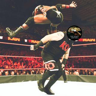 WWE RAW October 8, 2018