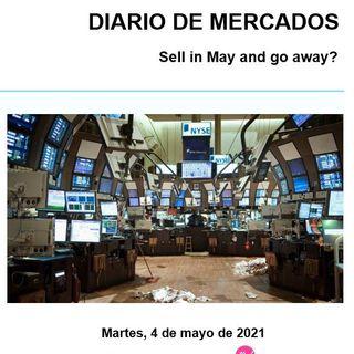 DIARIO DE MERCADOS Martes 4 Mayo