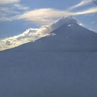 Popocatépetl uno de los más vigilados