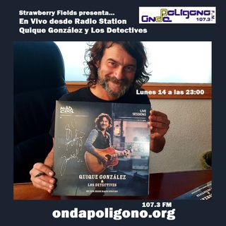 Emisión del 14.01.2019: Especial Quique González