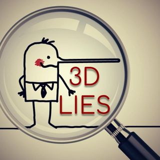 3D Lies - Morning Manna #2795