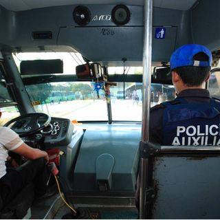 GN va contra extorsiones en transporte público