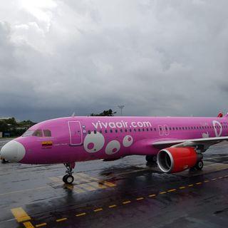 Arrancaron la operaciones aéreas internacionales de Colombia por Cartagena
