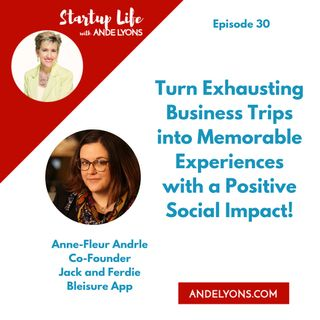 Turn Exhausting Business Trips into Memorable Experiences with a Positive Social Impact!