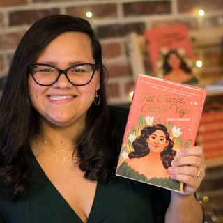 Author Crystal Maldonado talks #writing, #FatChanceCharlieVega on #ConversationsLIVE ~ @crystalwrote @holidayhousebks #bookchat #authorchat