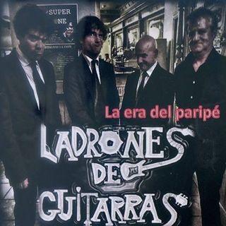 MITXEL CASAS-MC MUSICA-LA ERA DEL PARIPE-LADRONES DE GUITARRAS