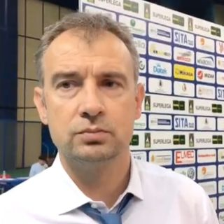 """Verona: Nikola Grbic, dopo il successo di Castellana Grotte. """"Punti importanti visto il momento"""""""