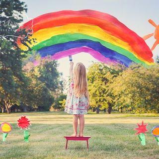 Bambini Indaco, Cristallo e Arcobaleno [Linee Guida 5]