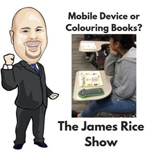 Episode 39 - Colouring or Cell Phones?