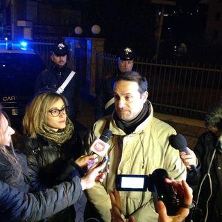 OMICIDIO ROSBOCH - La sera del ritrovamento: «Hanno ucciso una colomba»