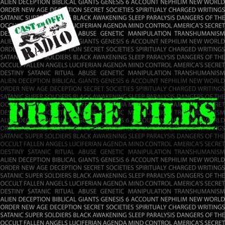 Fringe Files #14 - The Alien Deception with Jim Wilhelmsen