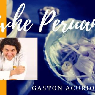 Receta Ceviche Clásico Peruano - Gaton Acurio 🟥⬜🟥