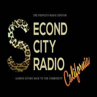 Garry Bushell with Sounds of Glory on Secondcityradio California