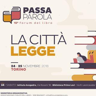 Torino che legge al Forum del Libro 2018