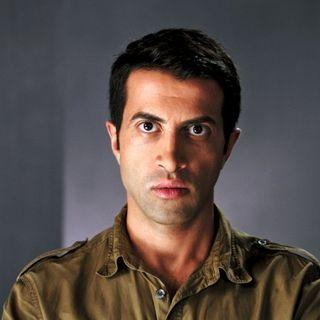 Mosab Hassan Yousef, kalt Sønn av Hamas snakker om konflikten i midtøsten