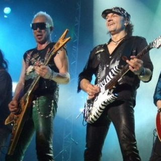 Matthias Jabs On Tour With The Scorpions In America